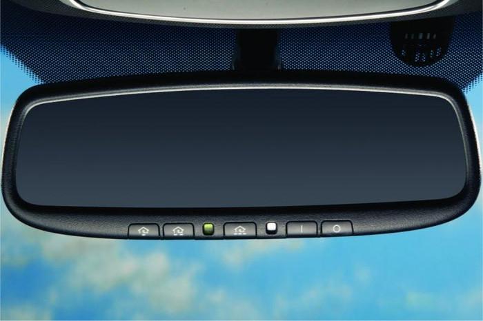 Kia Sorento Auto Dimming Mirror (K149)