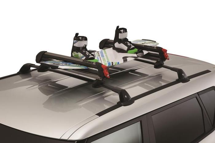 Kia Roof Ski and Snowboard Rack (D020)