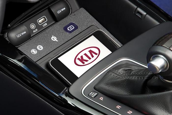 Kia Sorento Wireless Charger (K162)