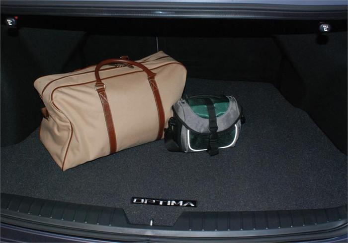 Kia Optima Cargo Mat