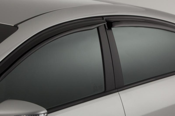 Kia Forte5 Rain Guards (C038)