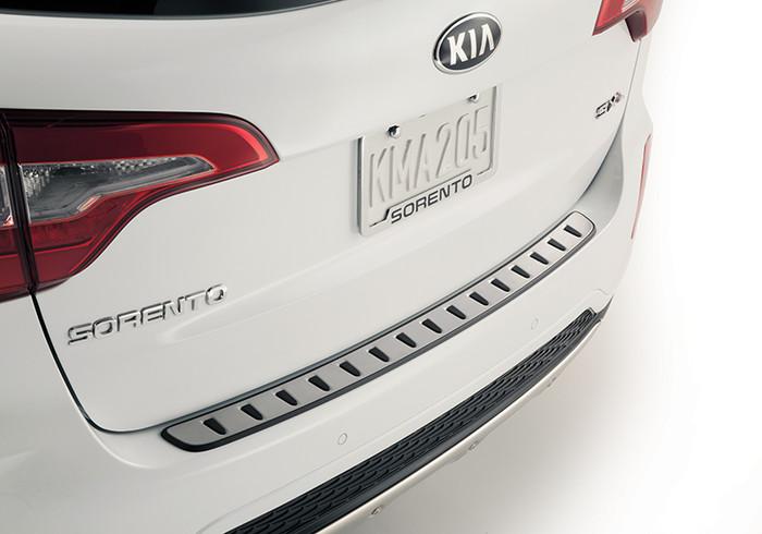 Kia Sorento Rear Bumper Protector (K127)