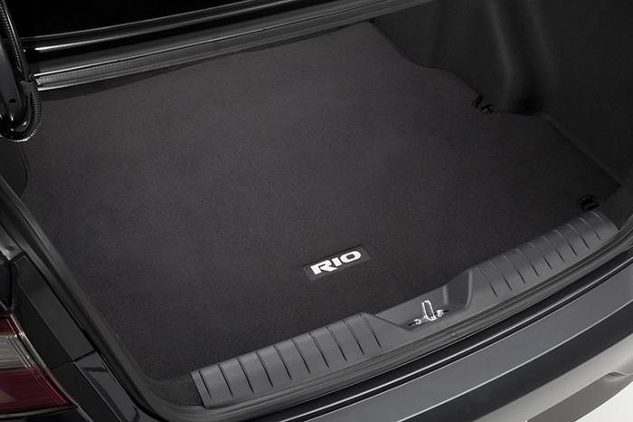 Kia Rio Cargo Mat (E071)