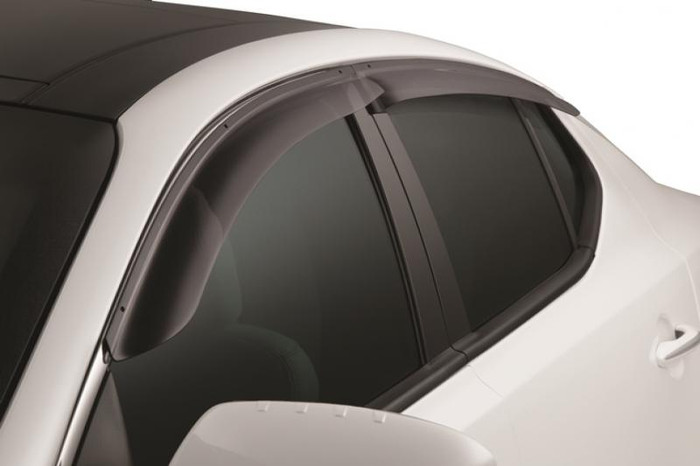 Kia Optima Rain Guards (D076)