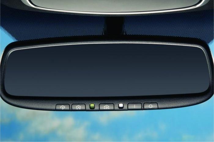 Kia Sportage Auto Dimming Mirror (L098)