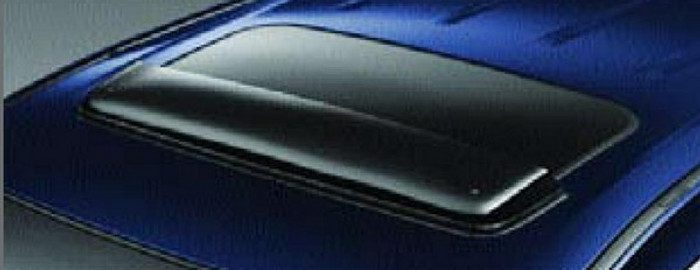 Kia Borrego Sunroof Deflector (I011)