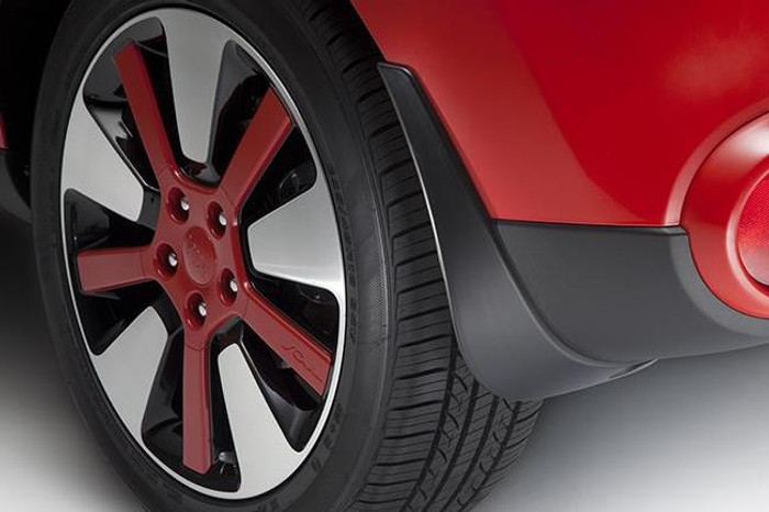 Kia Soul Alloy Wheel Accents (G120)