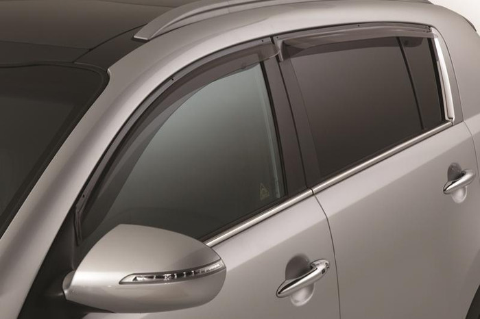 Kia Sportage Rain Guards (L089)