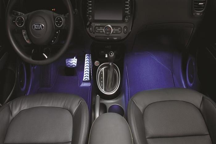 Kia Soul Interior Lighting Kit (G109)