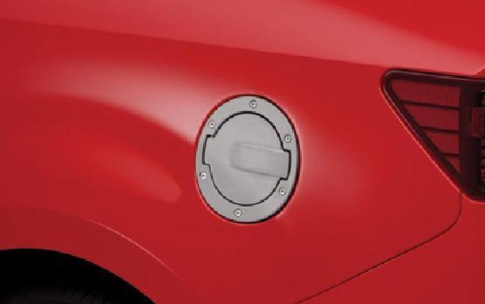 Kia Forte Koup Alloy Fuel Door