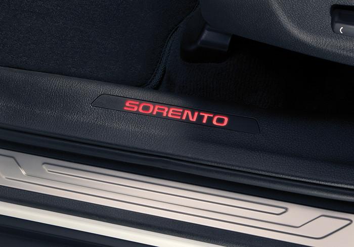 Kia Sorento LED Door Sill Plates (K131)