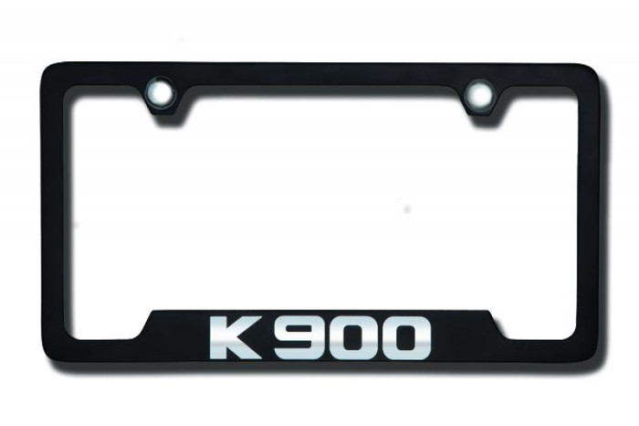 Kia K900 License Plate Frame (Y006)