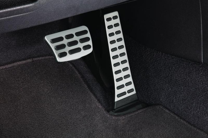 Kia Optima Steel Pedals (D091)