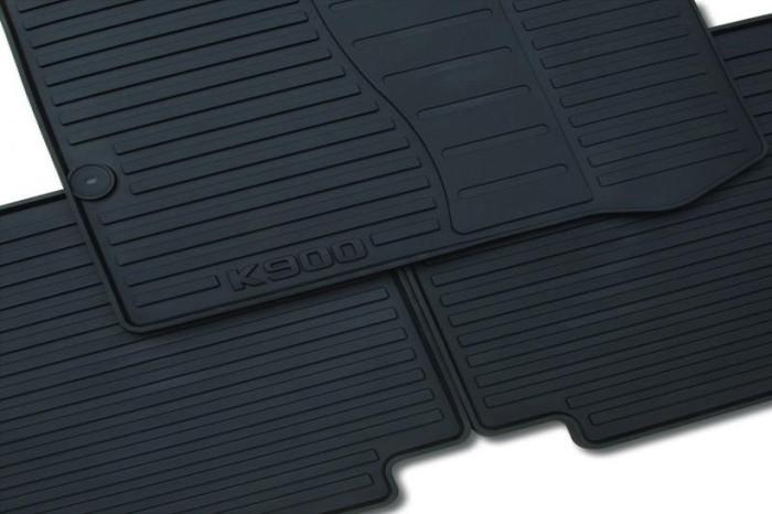 Kia K900 Rubber Floor Mats (Y003)