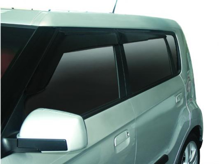Kia Soul Rain Guards (G058)