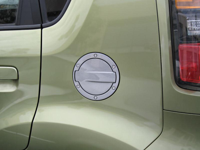 Kia Soul Alloy Fuel Door (G036)