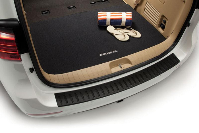 Kia Sedona Cargo Mat (J051)