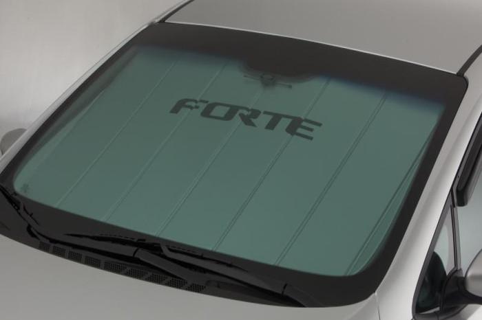 Kia Forte Sun Shade