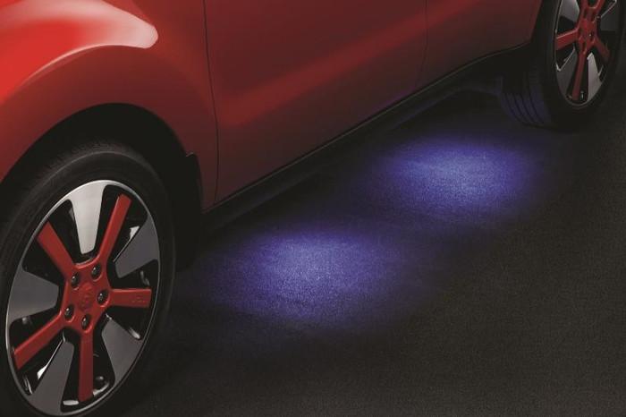 Kia Soul LED Puddle Lights (G115)