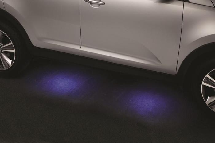 Kia Sportage LED Puddle Lights (L090)
