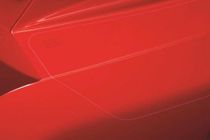 Kia Soul Rear Bumper Protector (G122)
