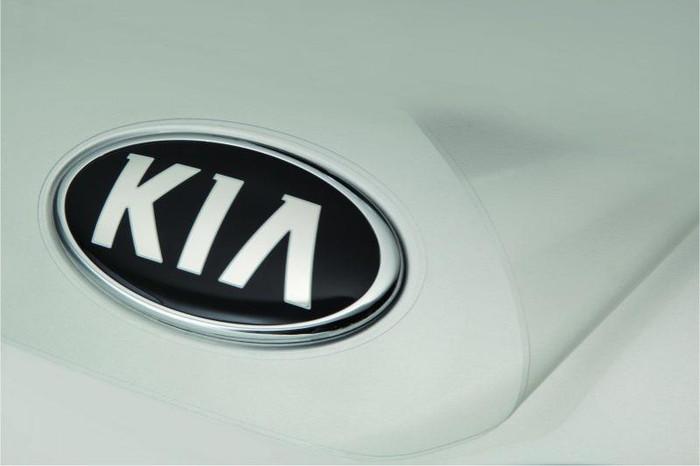 Kia Soul EV Hood Protector Film (G125)