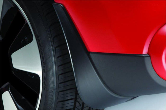 Kia Soul Mud Guards