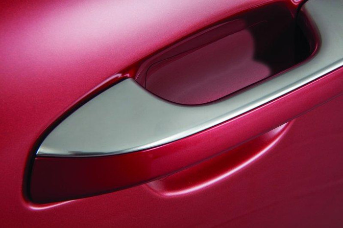Kia Forte Koup Door Pocket Protector Films (C016)