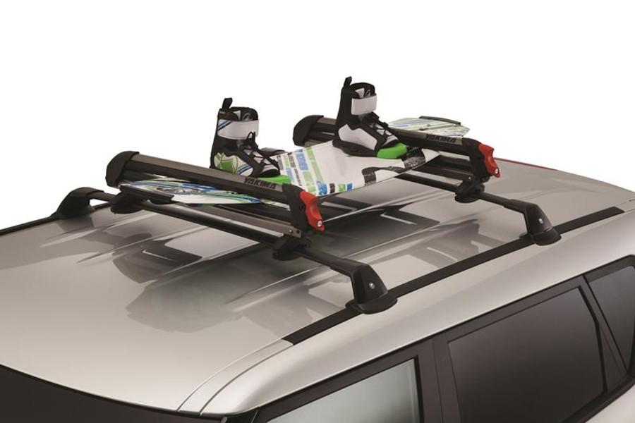 Kia Roof Ski And Snowboard Rack