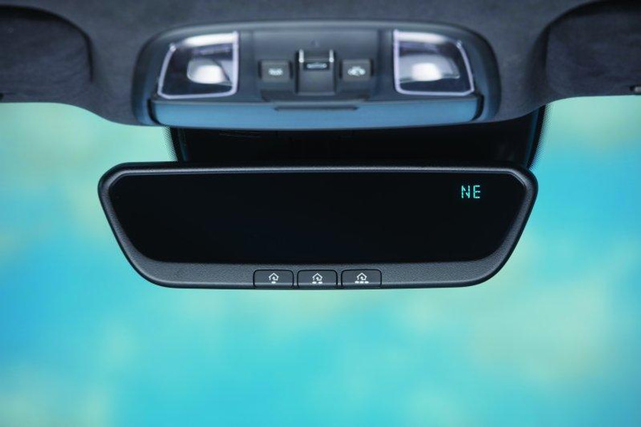Kia Stinger Auto Dimming Mirror