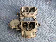 1968 CORVETTE HOLLEY CARBURETOR 3X2 TRI-POWER BIG BLOCK 427 BOTH DATED 7A1