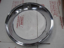 1967 CORVETTE RALLY WHEEL TRIM RING NOS