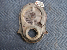 1965-68 corvette timing chain cover BBC 427 396