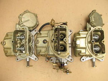 68-69 Corvette 3659 4055 TRI-POWER HOLLEY CARBURETORS 427/435 DATED - tripower