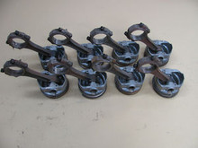 BIG BLOCK  PISTONS 427 corvette chevelle chevy Rods