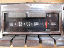 72-76 Corvette DELCO STEREO ORIGINAL AM/FM