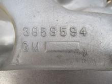 71-72 Corvette Camaro 594 ALUMINUM INTAKE MANIFOLD 3959594 LT-1 350 330/255hp