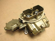67-69 Corvette 3659 HOLLEY TRI-POWER END CARBURETOR 427/435hp 400hp DATED  carb
