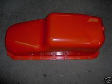 63-72 Corvette SMALL BLOCK OIL PAN w/ POWER STEERING 327 350