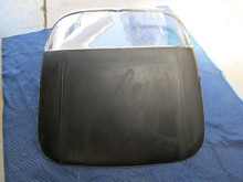 63-67 Corvette HARDTOP for convertible  stainless trim head;liner rubber