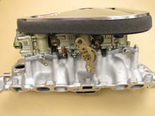 67 Corvette Complete Oval Port Tri-Power System 427/400hp