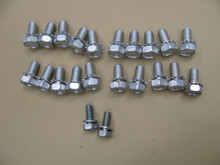 65-73 Corvette Big Block Oil Pan Bolt Kit
