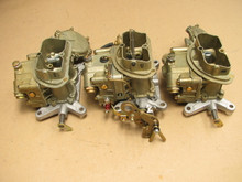 68-69 Corvette 3659 4055 Holley Carburetors 427/400hp or 427/435hp