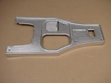 63 Corvette Shifter Console Plate w/ PW