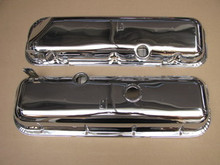 67 Chevelle Big Block Valve Covers