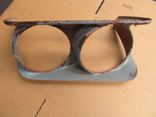1968-72 CORVETTE RIGHT HAND HEADLIGHT BEZEL METAL ALUMINUM 3911144