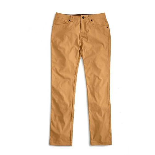 Slim Pant — Sand