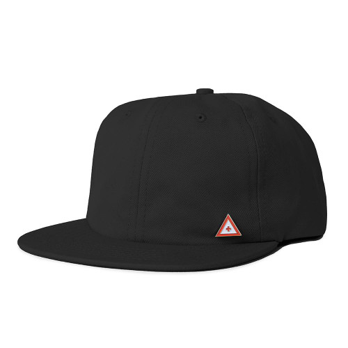 Ball Cap — Black