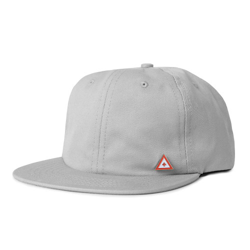 Ball Cap — Grey