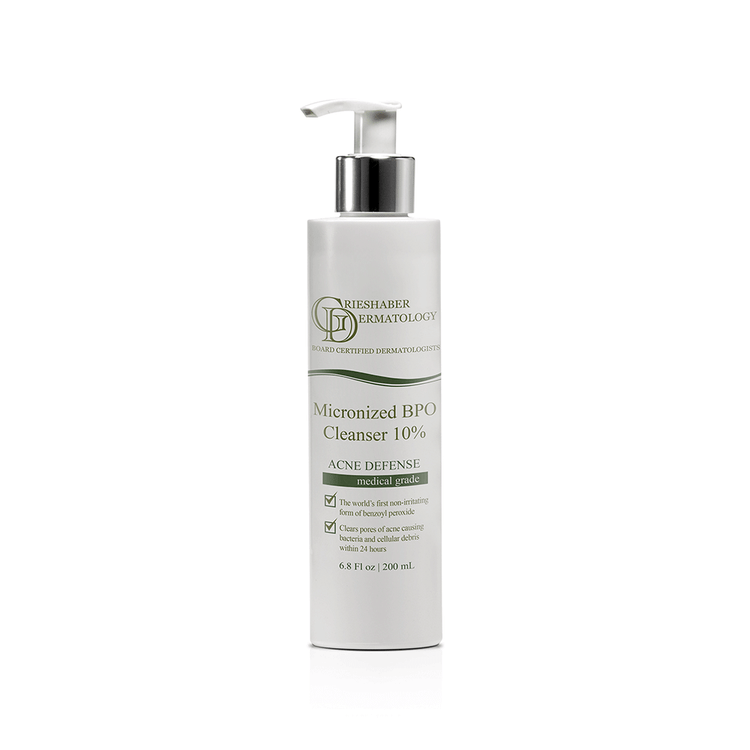 GD Micronized BPO Cleanser 10%
